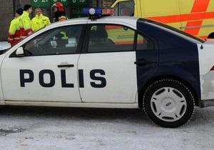 В Финляндии полицейского оштрафовали за секс в служебной машине