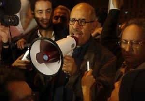 Хаос в центре Каира: эль-Барадей назвал сторонников Мубарака  стаей бандитов