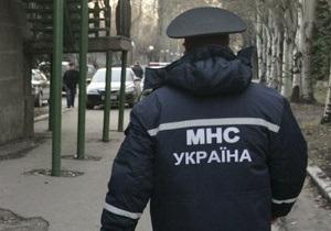 В Борисполе во дворе частного дома произошел взрыв, погиб один человек