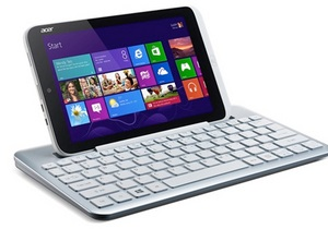 Анонсирован самый маленький планшет на Windows 8