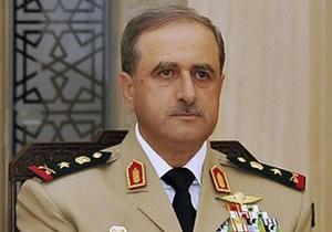 Министр обороны Сирии погиб в результате теракта в Дамаске