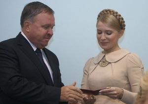 Суд отказал Тимошенко в удовлетворении иска к ЦИКу