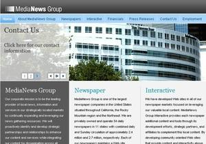 В США обанкротился собственник 54 газет