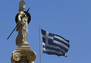 Спад греческой экономики может превысить 7% за год