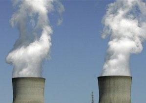 На французской АЭС произошел опасный выброс пара