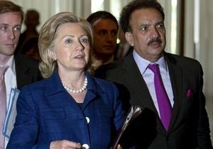 Клинтон: Я думаю, Бин Ладен находится в Пакистане