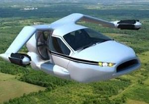 В США собираются выпустить летающий автомобиль