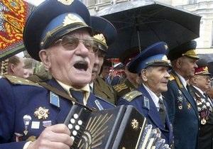 Российский телеканал будет транслировать киевский парад Победы