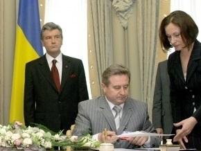Ющенко прокомментировал отставку Винского