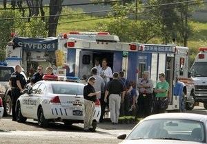 В Пенсильвании на цинковом заводе произошел взрыв