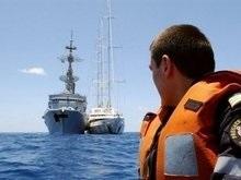 Пираты захватили украинское судно, перевозившее военную технику