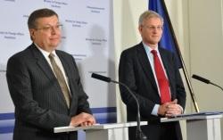 Швеция будет предоставлять Украине $25 млн технической помощи ежегодно до 2013 года
