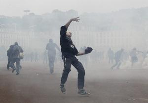Фотогалерея: Великая французская демонстрация. Страна бастует против отсрочки пенсии