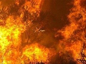 На выходных в Киеве горел прогулочный катер