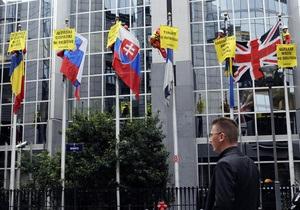 Европарламент намерен рассмотреть шесть проектов резолюций по Украине