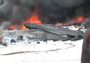 Черные ящики Ан-148 отправили в Москву на расшифровку