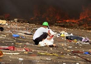 Египет - В Египте число погибших возросло до почти 330 человек