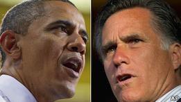 За 100 дней до выборов Обама и Ромни идут вровень
