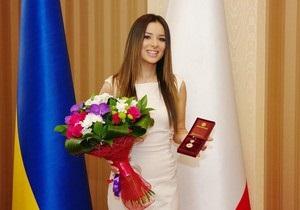 Злата Огневич стала заслуженной артисткой Крыма