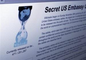 Уровень цитируемости WikiLeaks поднялся до уровня мировых информагентств