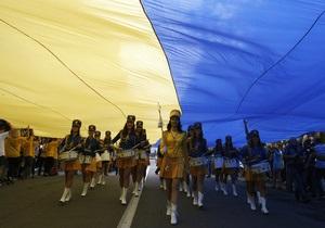 новости Киева - День независимости - Во время праздников движение транспорта в Киеве будет ограничено, а метро проработает дольше