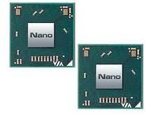 VIA выпустила новое семейство процессоров