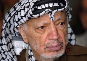 Эксгумацию останков Арафата могут отменить из-за палестино-израильского конфликта