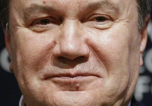 Янукович летом текущего года планирует посетить Испанию