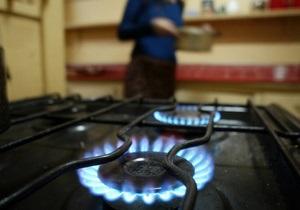 Ъ: НКРЭ не намерена в этом году повышать цены на газ для населения