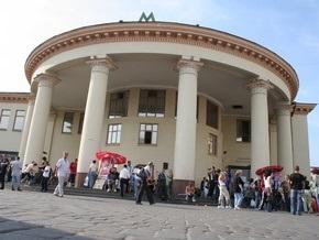 Киевские власти разрешили передвижную торговлю в метро
