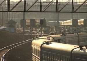 ЮЗЖД вносит изменения в маршрут движения пригородных поездов через Киев