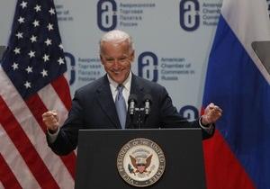 Байден рассказал о результатах перезагрузки: только 2% американцев считают Россию угрозой