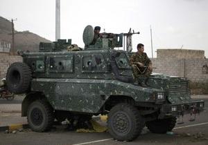 В Йемене на газовом терминале убиты пятеро военных