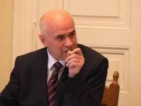 Представитель Ющенко в Раде подал в отставку