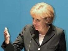 Меркель призывает к дискуссии с Россией об  общих ценностях