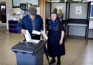 В Нидерландах завершились парламентские выборы