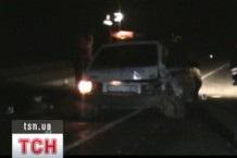 Полтава: На месте оформления ДТП пьяный водитель протаранил машины скорой помощи и ГАИ
