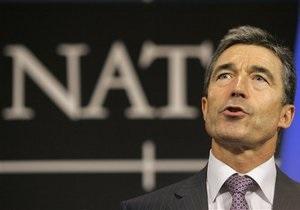 Генсек НАТО: Мы никого не заставляем вступать в альянс, Украина должна сама решить будущее наших отношений