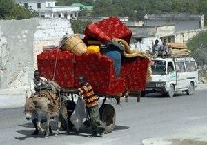 В столице Сомали власти выселяют сотни семей