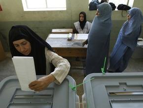 ООН признала нарушения на президентских выборах в Афганистане
