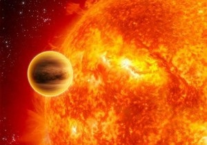 Hubble зафиксировал поглощение планеты звездой
