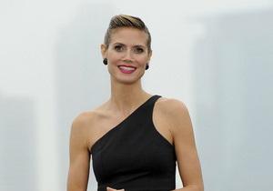 Хайди Клум возглавила список самых опасных звезд в интернете