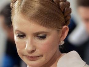 Тимошенко связывает ажиотаж вокруг Нафтогаза с интересами политиков сохранить RosUkrEnergo