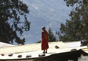 В Китае тибетского монаха обвиняют в принуждении восьми человек к самосожжению