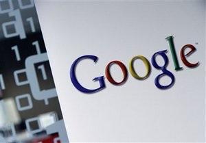 Украинские власти грозят Google штрафом