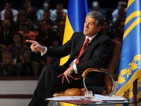 Ющенко хочет возобновить языковую справедливость