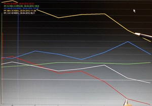 Фондовый рынок - Пожар на Углегорской ТЭС обвалил индекс Украинской биржи до годового минимума