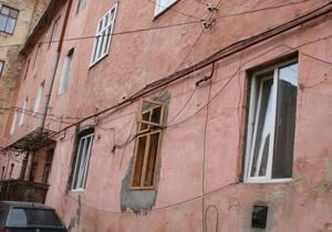 Власти Львова заставят поменять в центре пластиковые окна на деревянные