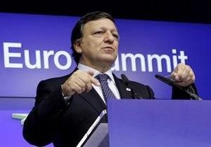 Баррозу: Надеемся, Британия будет участвовать в создании нового договора ЕС