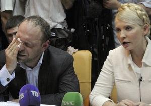 К следующему заседанию Тимошенко в Печерском суде появятся кондиционеры